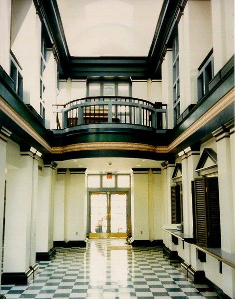 Interior Design Mary Baldwin College